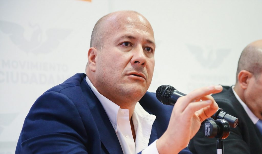 "Exhorta Artículo 19 a Enrique Alfaro respetar ""libertad de expresión"""