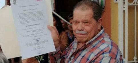 Capturan a supuesto homicida de alcalde michoacano de Morena