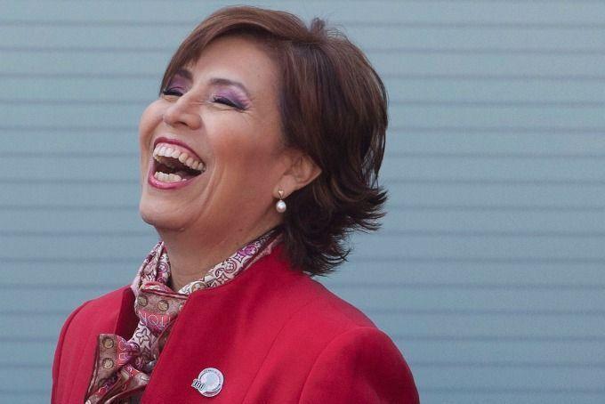 Acusan a Rosario Robles de omitir informar desvíos por 5 mil 73 mdp