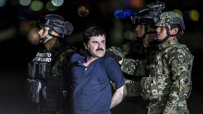 Niegan solicitud del Chapo para ser juzgado de nuevo