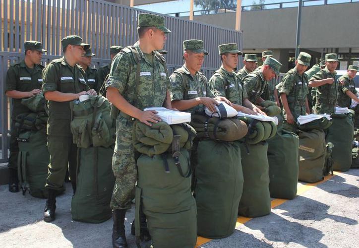 Arriban 400 militares a Jalisco para reforzar seguridad