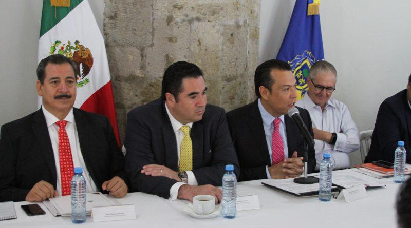 Concluye Mesa Permanente de Seguridad en Jalisco con homicidios al alza