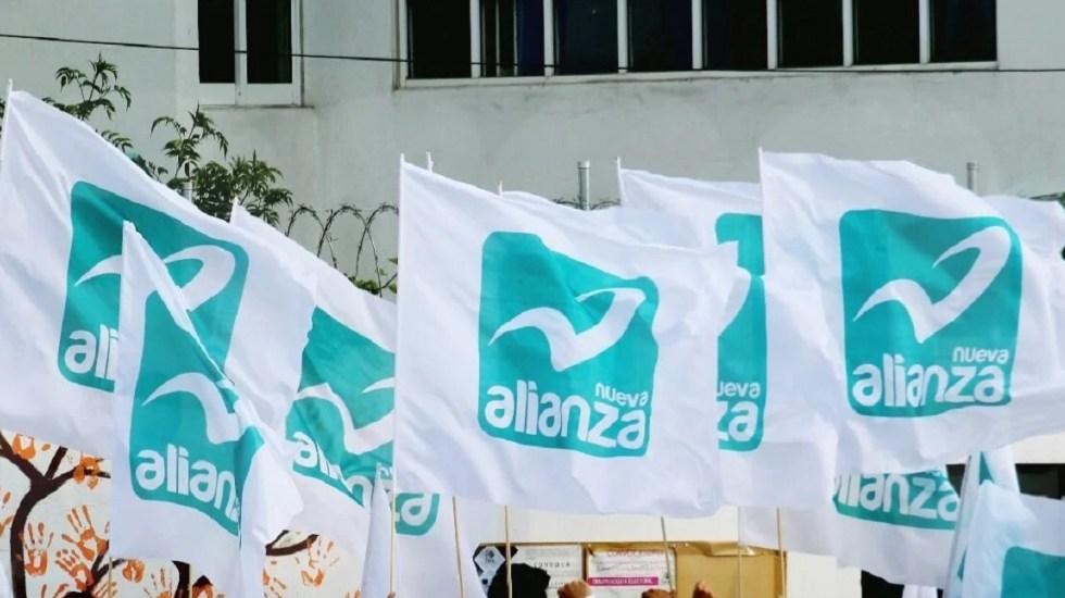 Nueva Alianza pierde su registro; buscará recuperarlo en 2019