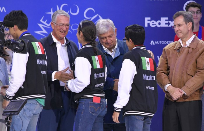 Salinas Pliego, Hank González, Alemán Magnani, entre otros empresarios, serán asesores de AMLO