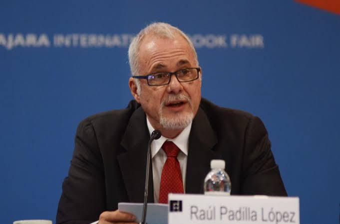 "Alfaro a Raúl Padilla: ""¡No me ayudes, compadre!"""