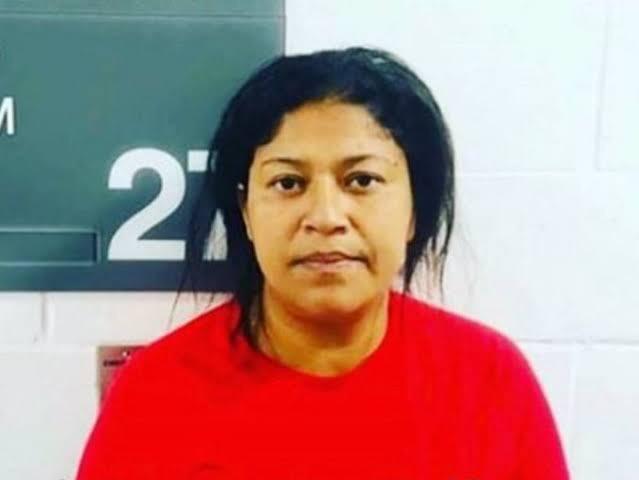Miriam, migrante que rechazó plato de frijoles, fue detenida en Estados Unidos