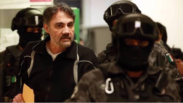 Sentencian a cadena perpetua a Dámaso López en Estados Unidos