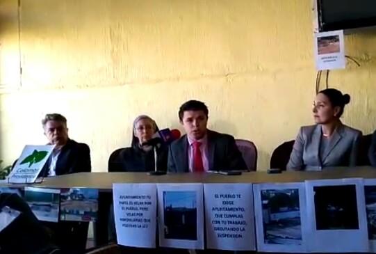 Vecinos de Colomos y Jardines de La Paz denuncian desacato y abuso de autoridad del ayuntamiento de Guadalajara