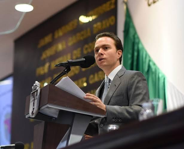 Que Congreso derogue decreto de escoltas: Velasco Coello