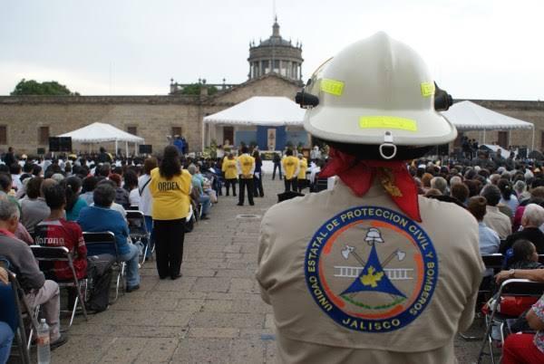Se renovará al equipo operativo de Protección Civil Jalisco: Gabinete de transición