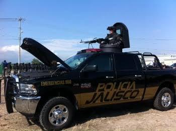 Al menos seis policías muertos por emboscada en La Huerta, Jalisco