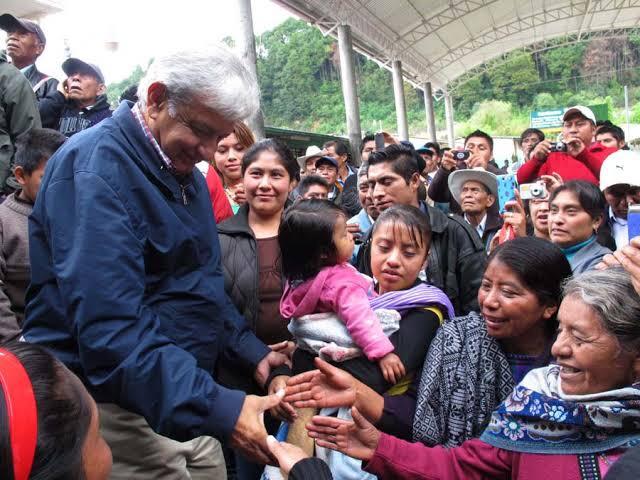 Anuncia López Obrador creación del Instituto Nacional de Pueblos Indígenas