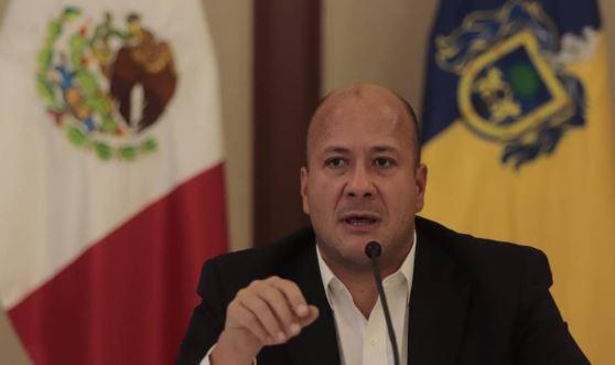 Asaltan a familiares del gobernador Enrique Alfaro, en Guadalajara