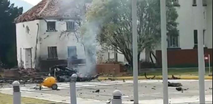 Capturan al autor intelectual de atentado con autobomba en Colombia