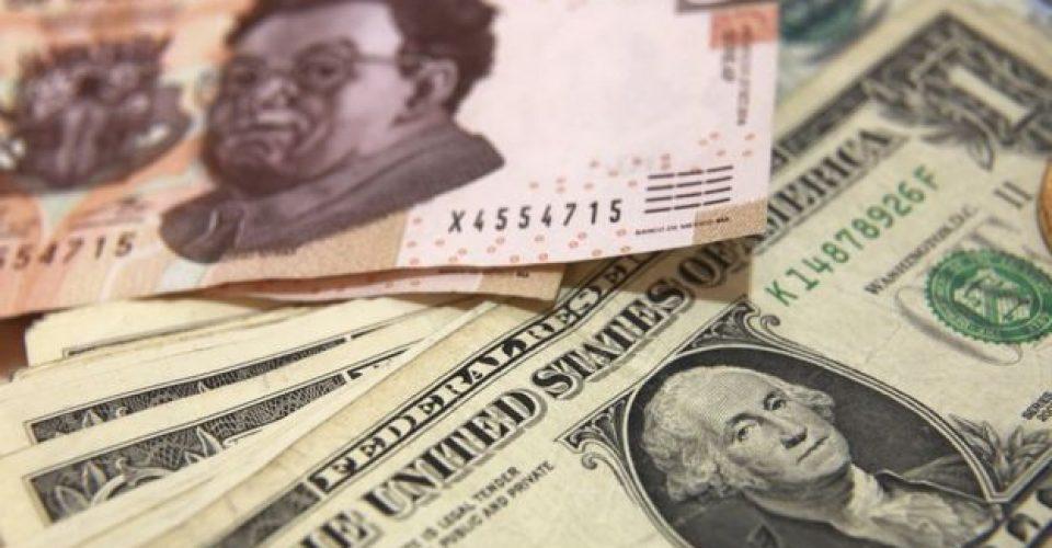 Dólar comienza la jornada en 25.08 pesos por unidad