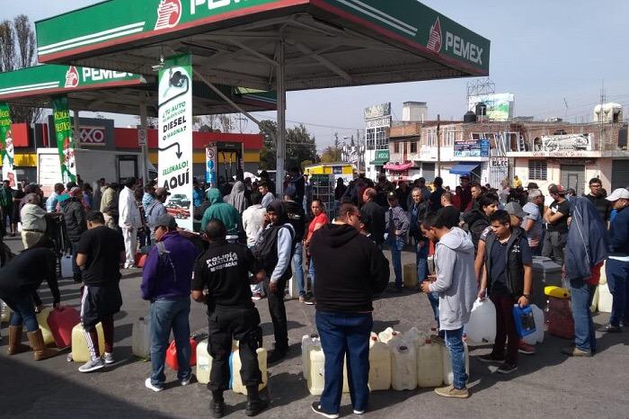 Sólo el 10% de las gasolineras racionan combustible: Profeco
