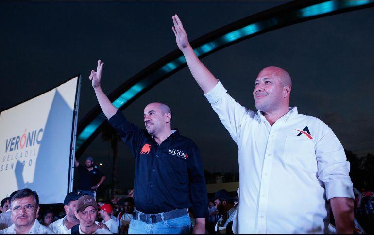 Ismael del Toro pedirá modificar esquema de Guardia Nacional; Alfaro Ramírez lo hizo hoy