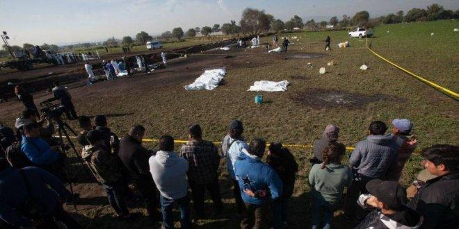 Se eleva a 128 la cifra de muertos por explosión en Tlahuelilpan