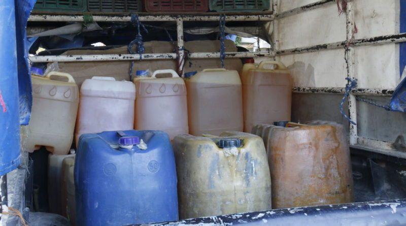 Jalisco, el segundo estado a nivel nacional con más decomisos de combustible robado