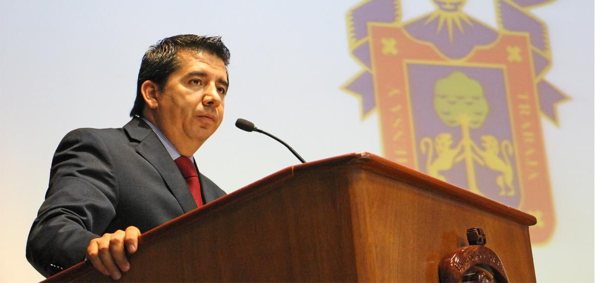 José Alberto Castellanos UdeG