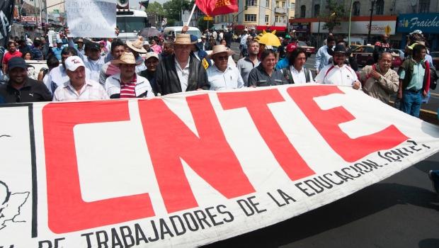 CNTE Michoacán rechaza ofrecimiento de 200 mdp del gobierno federal