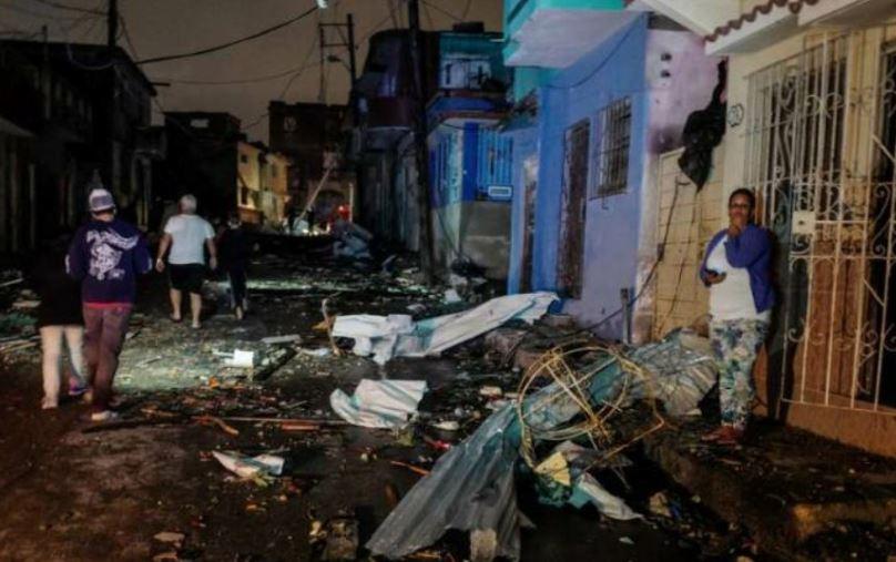 Aumenta a 4 el número de muertos por tornado en Cuba