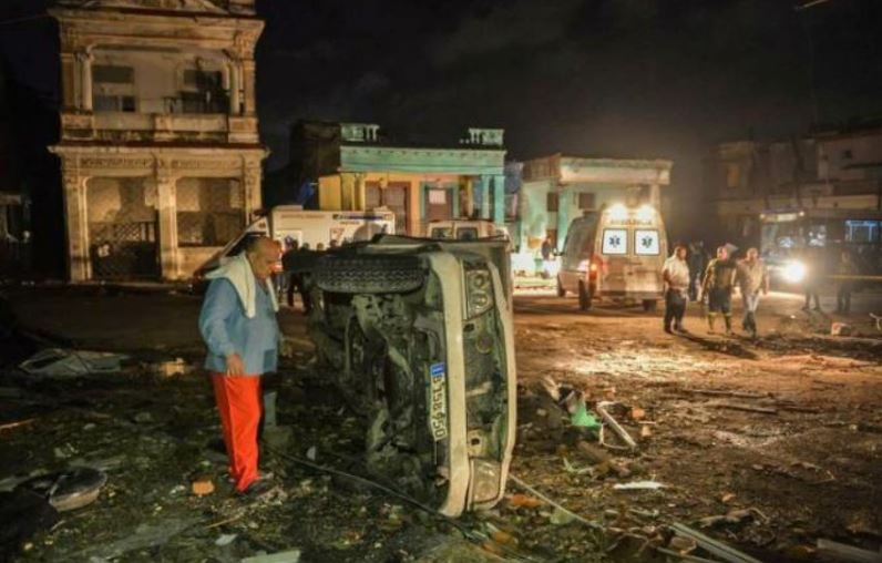 Al menos 3 muertos y 127 heridos por tornado en Cuba