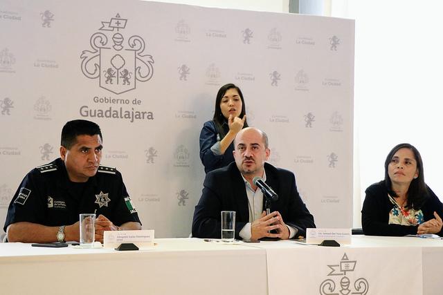 Del Toro y Tamez se contradicen sobre mando de la Policía Metropolitana