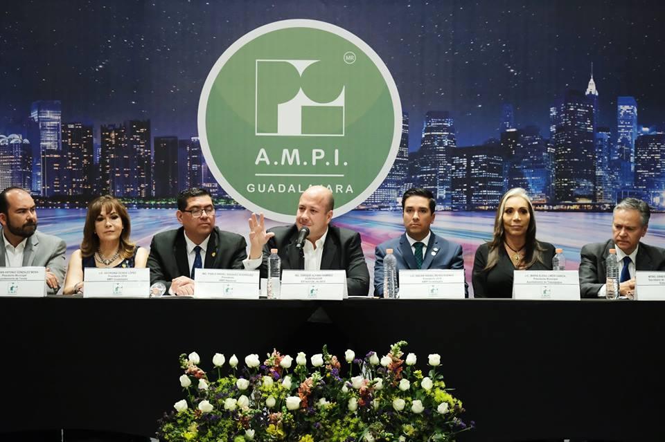 Pugna la AMPI por un marco legal inmobiliario en Jalisco
