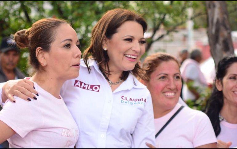 Censos para programas sociales en Jalisco al 60%: Claudia Delgadillo
