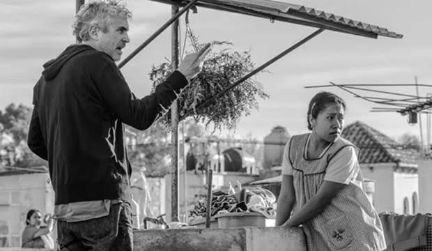 Roma gana Óscar a Mejor Fotografía