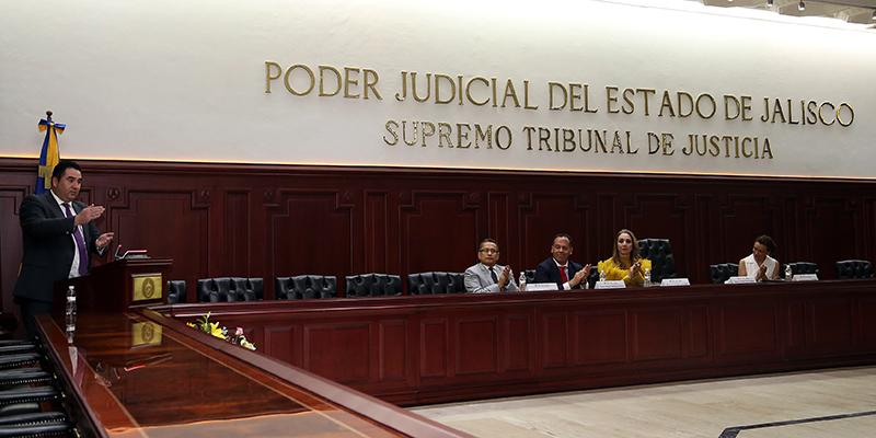 SCJN devuelve fuero al Poder Judicial de Jalisco