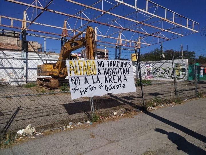 Más devastación en Huentitán: incendio