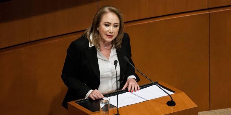 Yasmín Esquivel, esposa de Rioboó, electa como nueva ministra de la SCJN
