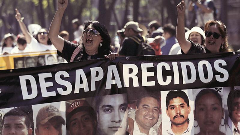 Por desaparecidos: más dolor, más cadáveres y pocos resultados