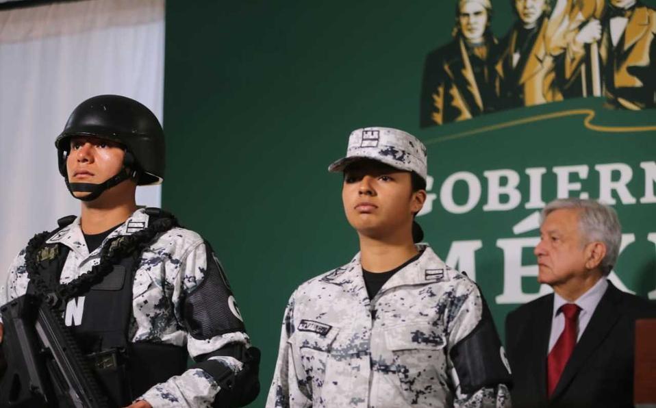 En 10 días se definirá al titular de la Guardia Nacional: AMLO