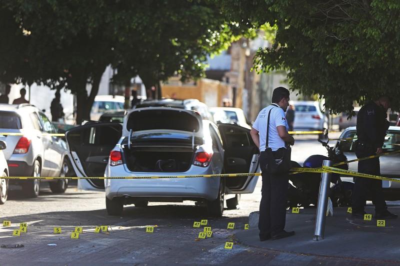 Zona metropolitana de Guadalajara: 8 asesinatos en una tarde