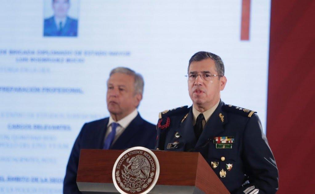 Nombra López Obrador a general del Ejército como mando de la Guardia Nacional