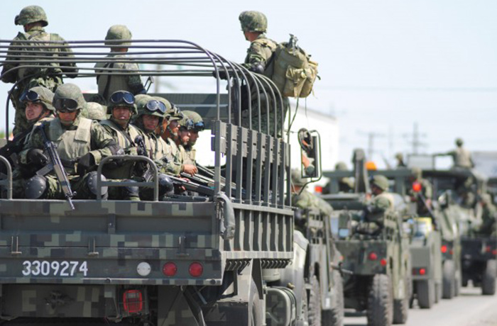 Guardia Nacional comenzará operaciones el 30 de junio