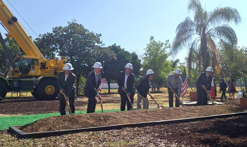 Comienza construcción de nuevo Consulado de E.U en Guadalajara