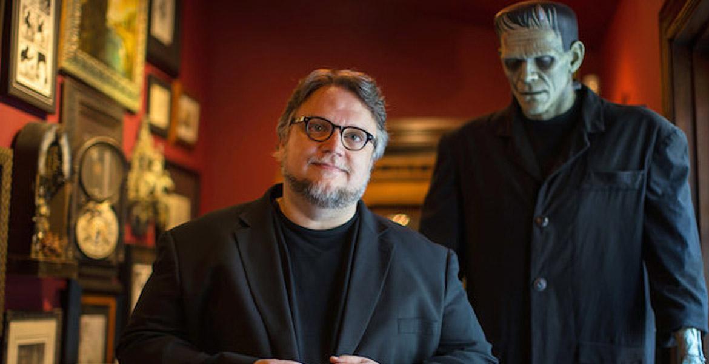 Guillermo del Toro y su identidad creativa