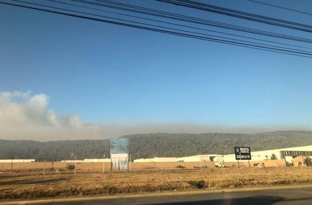 Reportan otro incendio en la Venta del Astillero