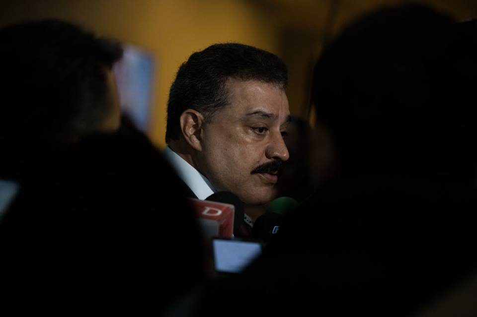 Empezó la cuenta regresiva para el superdelegado Carlos Lomelí