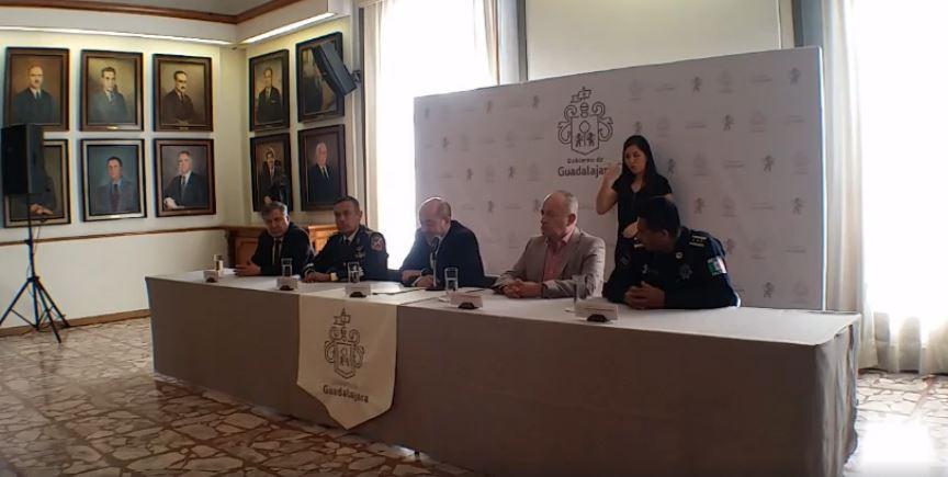 Militar con antecedentes por tortura es nombrado comisario de Guadalajara