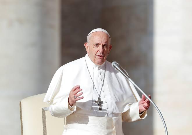 """Papa Francisco felicita a los mexicanos por ser """"acogedores con los migrantes"""""""
