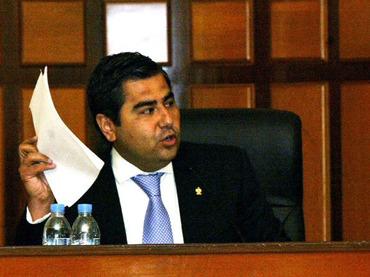 Alud de lodo amenaza a exdiputados de Jalisco