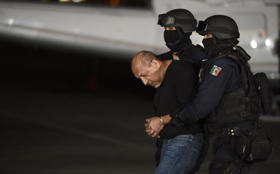 Dictan 55 años de prisión a Servando Gómez, alias la Tuta