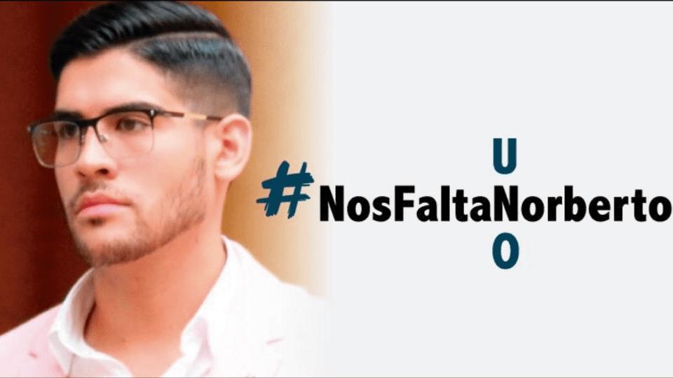 Norberto habría sido secuestrado por cercanos: Procuraduría