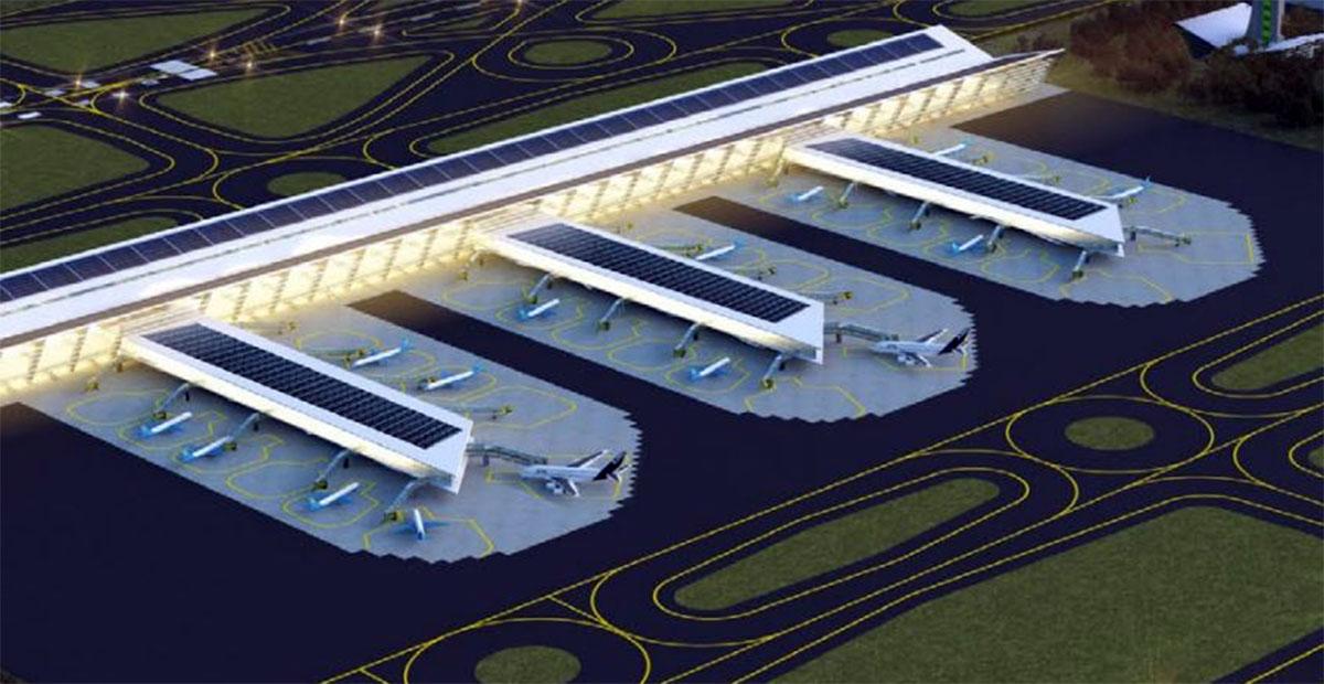 Juez revoca suspensión contra aeropuerto de Santa Lucía