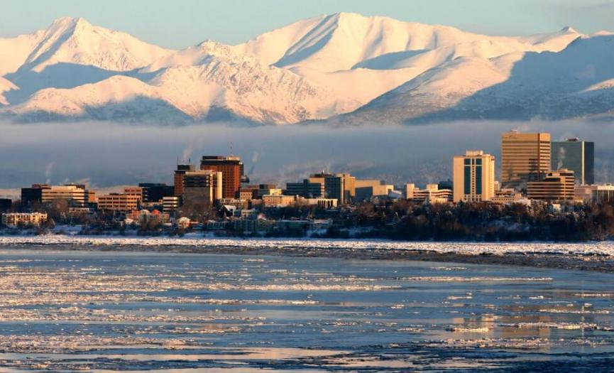 Temperatura en Alaska alcanza los 32 grados